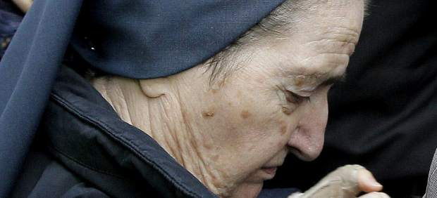 Muere imputada María monja Sor