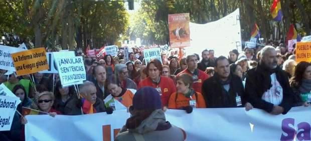Protesta Cumbre Social