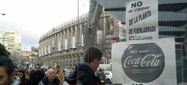 Demostración de la Coca-Cola