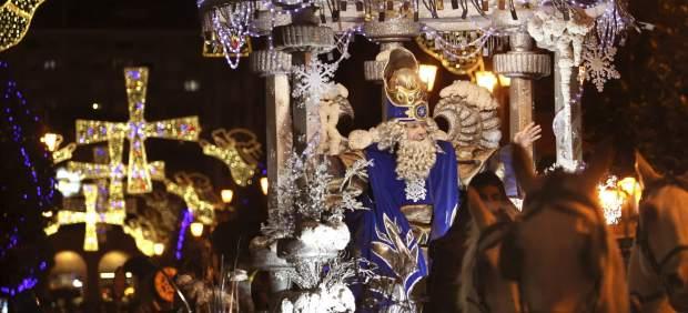 Los Reyes vuelven a España
