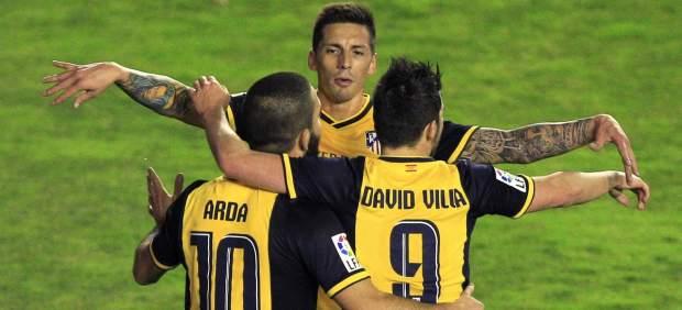 Arda Turan, Villa y José Sosa