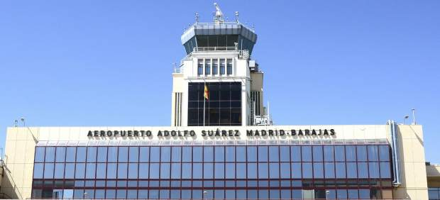 Aeropuerto Barajas-Adolfo Suárez